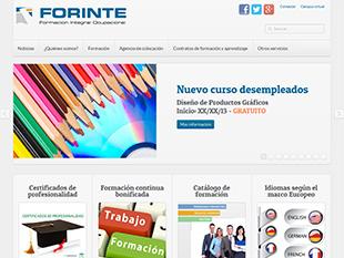 portfolio web oklan forinte.es