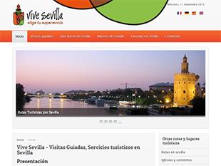 Desarrollo web Oklan en Sevilla servicios de hosting profesional